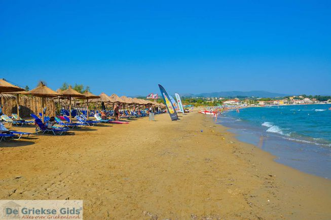 Strand  Tsilivi Zakynthos